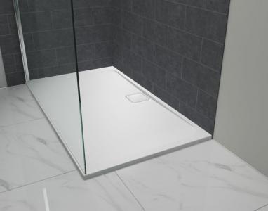 MERLYN L1RTST Level 25 - Rectangular Shower Tray