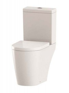 The White Space Lab Cistern and lid with cistern fittings  [LABW5]