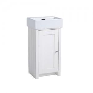 Tavistock LAN400CLW Lansdown Cloakroom Vanity Unit - White