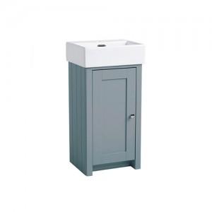 Tavistock LAN400CMB Lansdown Cloakroom Vanity Unit - Blue