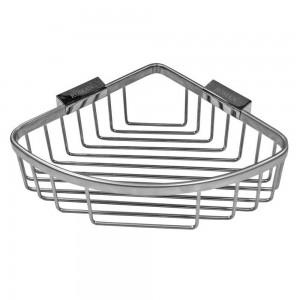 Roman - Large Curved Corner Shower Basket  [RSB02]