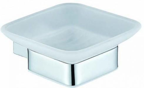 The White Space Legend Soap Dish - Chrome  [LEG7C]