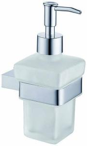 The White Space Legend Liquid Soap Dispenser - Chrome  [LEG9C]