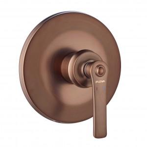 Flova LISHVO-ORB Liberty-Bronze Concealed Single Outlet Manual Mixer