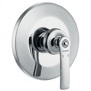 Flova LISHVO Liberty-Chrome Concealed Single Outlet Manual Mixer