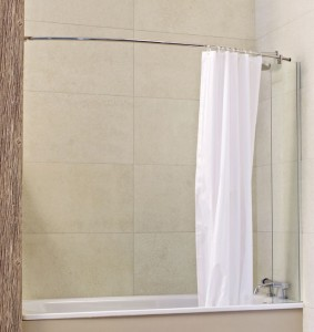 Roman - Lumin8 Mini Fixed Bath Screen  [V8CC113S]