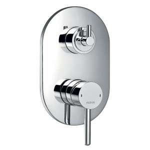 Flova LVSHVO3WD Levo-CH Concealed 3-Outlet Manual Mixer