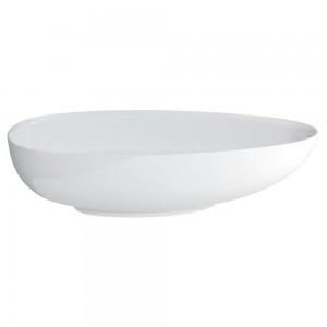 Clearwater M10FCS Teardrop Petite ClearStone Modern Bath 1700 x 820mm