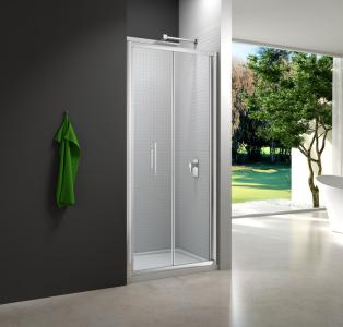 MERLYN M6721NB Series 6 - Bifold Shower Door