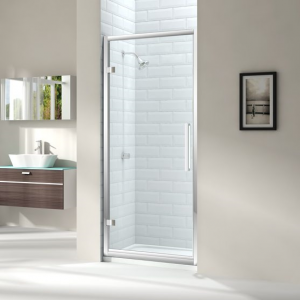 MERLYN M8121 Series 8 - Framed Hinge Door without Shower Tray