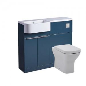 Tavistock MATLOB Match 100cm Left Furniture Run - Blue