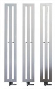 Zehnder MEV150030 Metropolitan Vertical Radiator 1500 x 280mm 405w Traffic White (Standard)