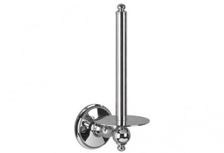 Miller 619C Stockholm Spare Toilet Roll Holder 180x70mm Chrome