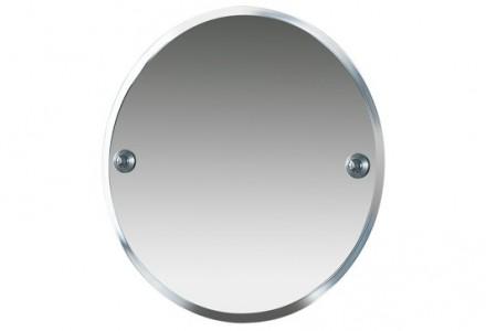 Miller 6300C-S Metro Wall Mounted Mirror Chrome