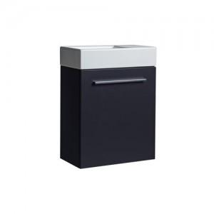 Tavistock MWM45ST Kobe 45cm Wall Vanity Unit - Grey
