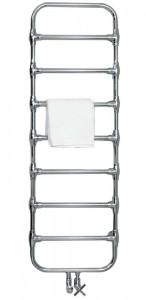 Zehnder NOB100050 Nobis Designer Ladder Radiator 965 x 500mm 210w Chrome