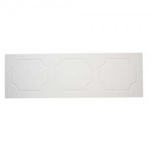 Tavistock O313 Milton Bath Side Panel 1700mm - Gloss White