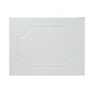 Tavistock O317 Milton Bath End Panel 700mm - Gloss White