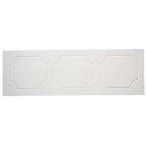Tavistock O323 Milton Bath Side Panel 1600mm - Gloss White