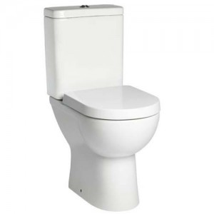 Tavistock Ion Cistern and lid with top flush cistern fittings - White [C150S]