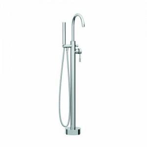 The White Space Pin Freestanding Bath Shower Mixer - Chrome [PIN6]