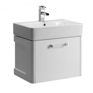 Tavistock Q600W Q60 60cm Wall Hung Vanity Unit - White