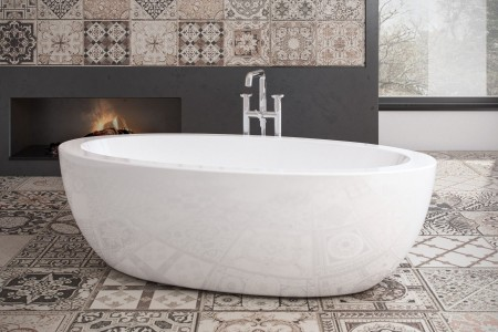 Royce Morgan RM03 Westminster Freestanding Bath 1860 x 800mm