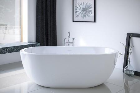 Royce Morgan RM04 Bolton Freestanding Bath 1805 x 850mm