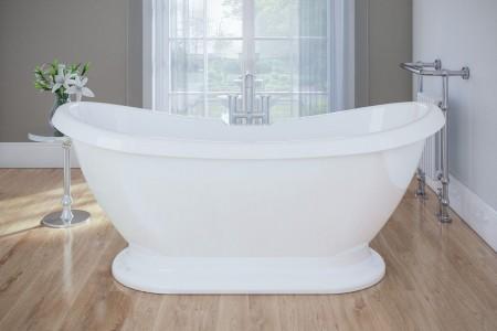 Royce Morgan RM05 Melrose with Plinth Freestanding Bath 1700 x 700mm