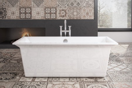 Royce Morgan RM06 Hexham Freestanding Bath 1690 x 760mm