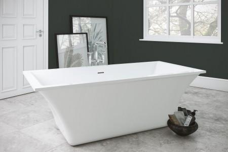 Royce Morgan RM10 Churchill Freestanding Bath 1800 x 860mm