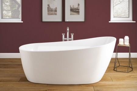 Royce Morgan RM15 Bayford Freestanding Bath 1510 x 740mm