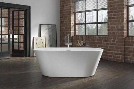 Royce Morgan RM27 Sapphire Freestanding Bath 1650 x 755mm