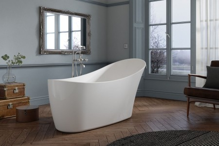 Royce Morgan RM35 Sunstone Freestanding Bath 1590 x 670mm