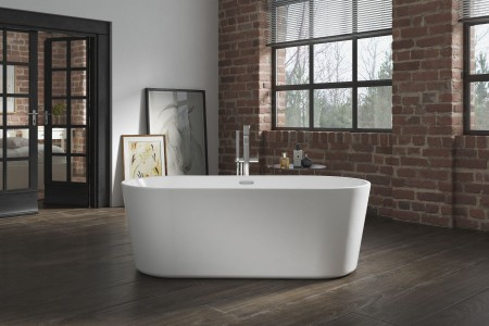 Royce Morgan RM37 Ruby Freestanding Bath 1580 x 740mm