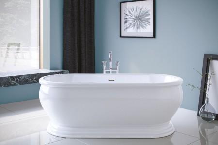 Royce Morgan RM49 Aldo Freestanding Bath 1745 x 790mm