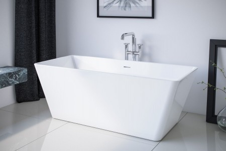 Royce Morgan RM50 Blakeney Freestanding Bath 1645 x 720mm