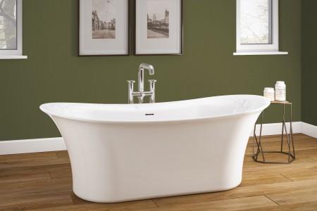 Royce Morgan RM51 Ashley Freestanding Bath 1670 x 725mm