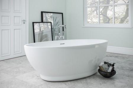 Royce Morgan RM52 Abbey Freestanding Bath 1675 x 765mm