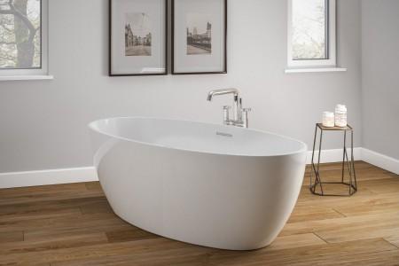 Royce Morgan RM56 Darwin Freestanding Bath 1200 x 700mm
