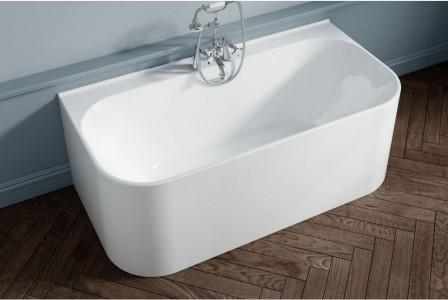 Royce Morgan RM53 Jasper Flush Fitted Whirlpool Bath 1600 x 800mm