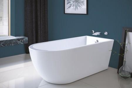 Royce Morgan RMF25 Barwick Back-To-Wall Bath 1690 x 740mm
