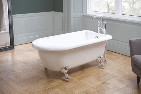 Royce Morgan RMF61 Orlando Freestanding Bath 1380 x 750mm
