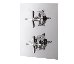 Utopia Salino Concealed Thermostatic Shower Valve