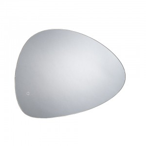 Sensio Mistral Illuminated LED Mirror Teardrop backlit LED mirror. IP44 / 30.7W / 240V / Zone 2 / Can be fitted horizontally or vertically.  [SE30717C0]