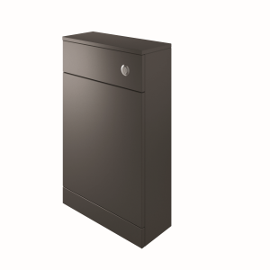The White Space SFW52CH Scene WC Unit - Charcoal