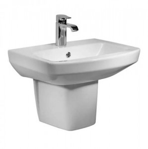Tavistock Vibe Semi Pedestal - White [SMP700S]