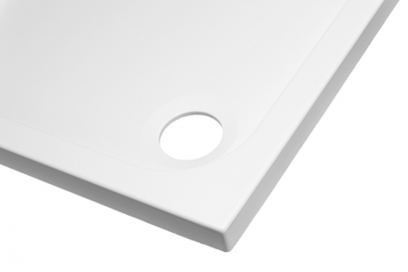 MERLYN SRTASTRST Touchstone - Rectangular Slip Resistant Tray