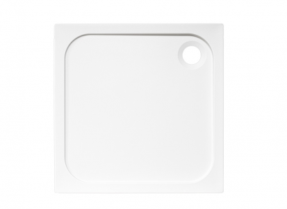 MERLYN SSQASTO Touchstone - Slip Resistant Square Shower Tray