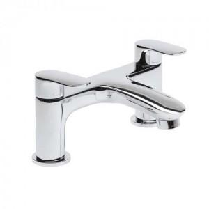 Tavistock Deck Mounted Bath Filler - Chrome  [TAV32]